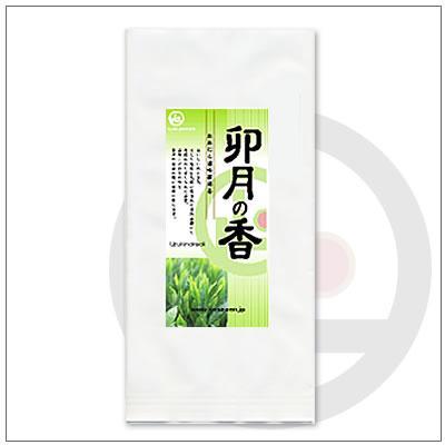 【緑茶】卯月の香100g 2,592円 omuraen