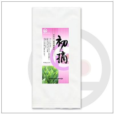 【緑茶】初摘100g 1,296円 omuraen