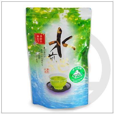【水出し緑茶】ゴールド水出し煎茶 5g×16個入 864円 omuraen