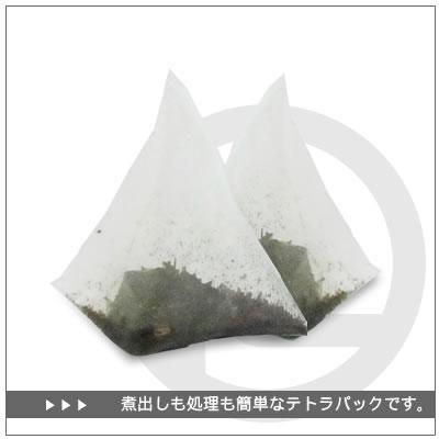 【水出し緑茶】ゴールド水出し煎茶 5g×16個入 864円 omuraen 02