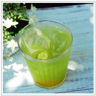 【水出し緑茶】ゴールド水出し煎茶 5g×16個入 864円 omuraen 03