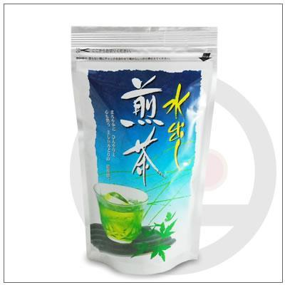 【水出し緑茶】水出し煎茶 4g×20個入 540円 omuraen