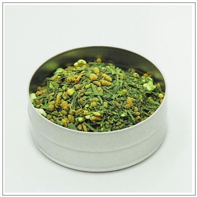 【玄米茶】やぶ北抹茶入玄米茶100g 432円|omuraen|02