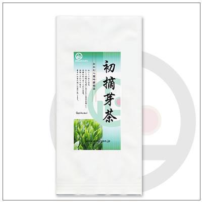 【芽茶】初摘芽茶100g 648円 omuraen
