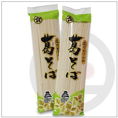 【食品】葛そば(乾麺) 432円  omuraen 03