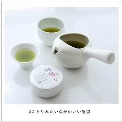 【茶道具】蓋なし急須 ちゃーみる 白 2,530円!|omuraen|06