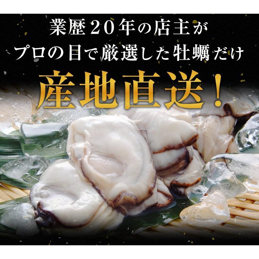 セール 広島県産2L特大400g牡蠣鍋2-3人前セット 複数購入で牡蠣1.8キロ カキ ギフト 海産鍋 名産 特産品 訳あり お歳暮|once-in|03