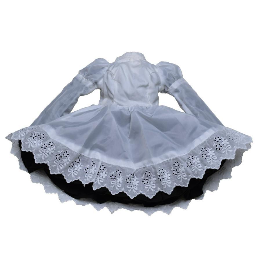 BL カジュアルワンピースドレス 可愛いメイド服のセットです。DD(S胸〜L胸)|ondine|11