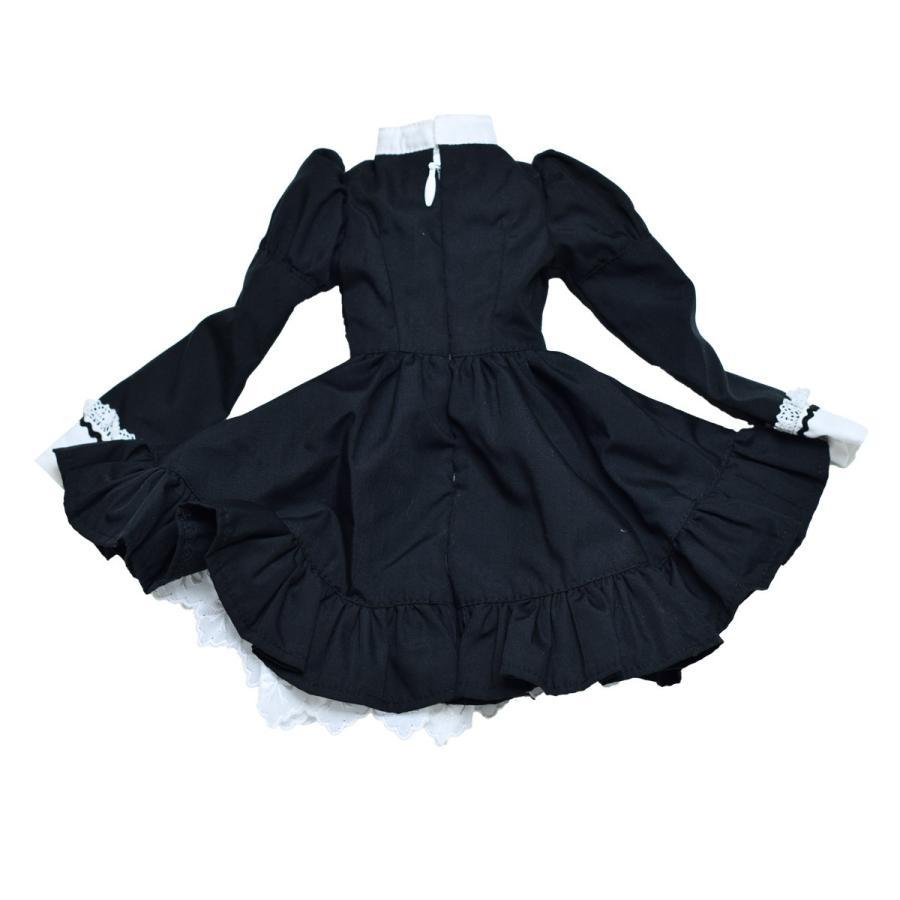 BL カジュアルワンピースドレス 可愛いメイド服のセットです。DD(S胸〜L胸)|ondine|08