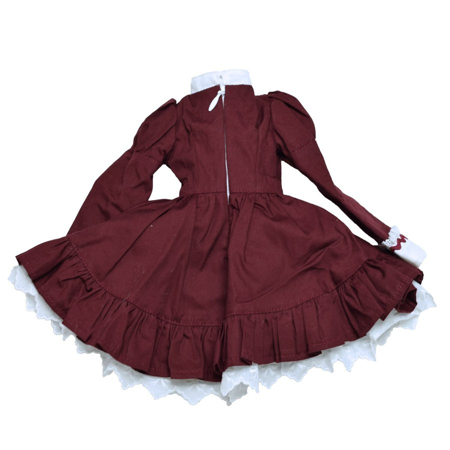 Co カジュアルワンピースドレス 可愛いメイド服のセットです。DD(S胸〜L胸)|ondine|06