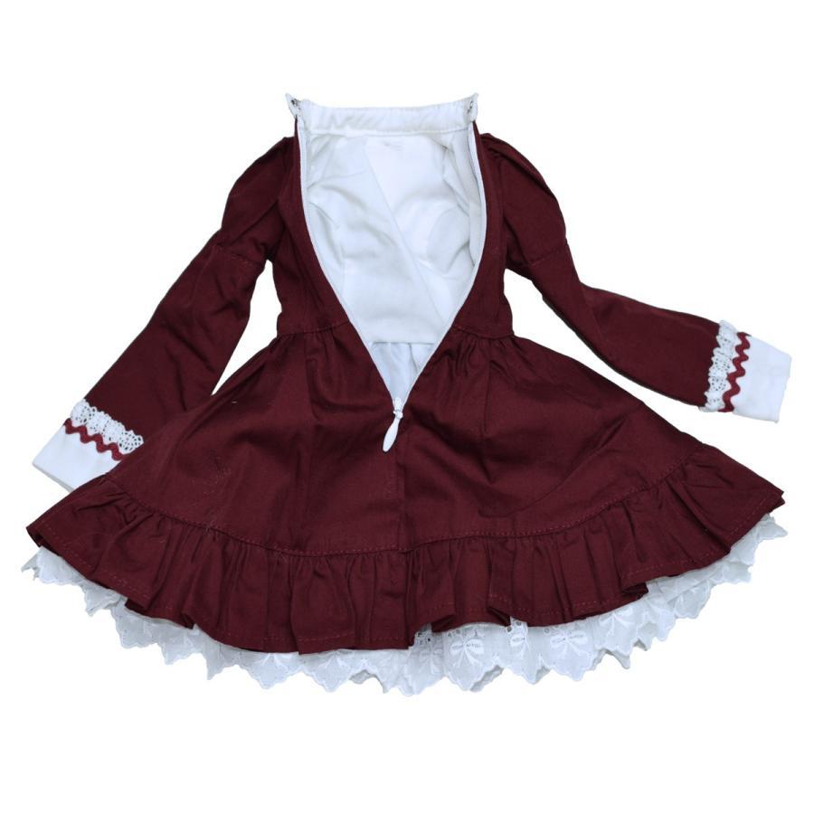 Co カジュアルワンピースドレス 可愛いメイド服のセットです。DD(S胸〜L胸)|ondine|07