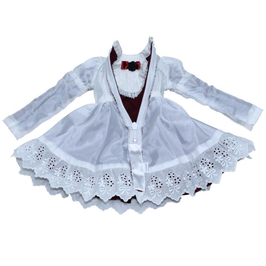 Co カジュアルワンピースドレス 可愛いメイド服のセットです。DD(S胸〜L胸)|ondine|08