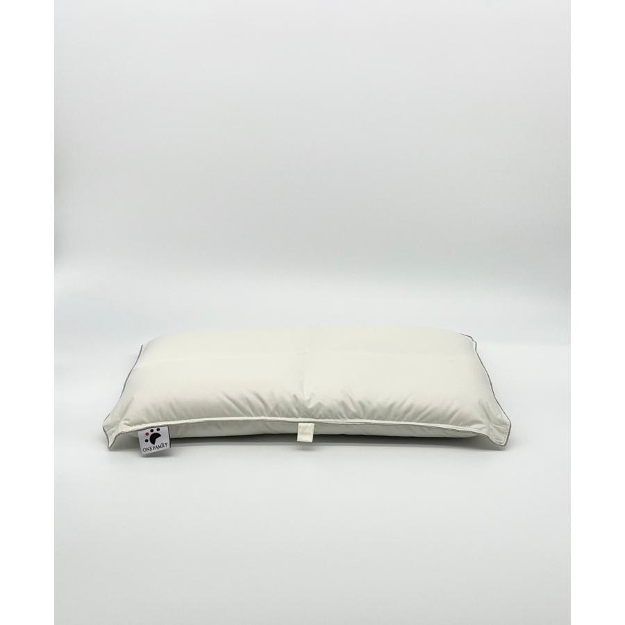 【ペットではなくあなたは家族】 犬や猫の 羽毛クッション1個+専用カバー|one-family