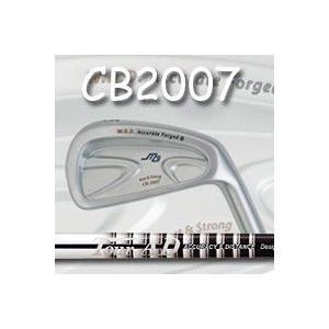 【カスタムオーダー】三浦技研CB2007アイアン+GraphiteDesign AD105/115