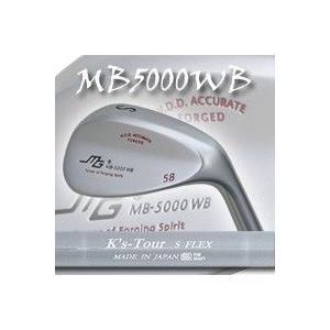【カスタムオーダー】 三浦技研MB5000WBウェッジ+K's Tour