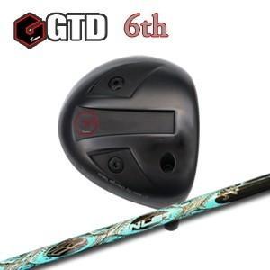【カスタムオーダー】GTD 6周年 6周年 6周年 限定ドライバー+TRPX Inlet 536