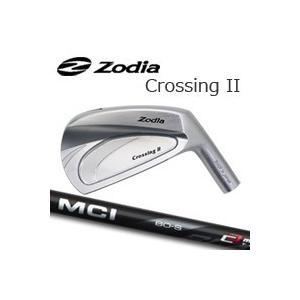 専門ショップ 【カスタムオーダー】Crossing II アイアン+MCI Black, コンタクト通販 レンズフリー 71f62466