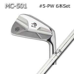 今年も話題の 三浦技研 MC-501(6本セット#5-PW) K's7001(島田ゴルフ) ヘッドカスタム注文可能 マッスルキャビティアイアン, イヌカイマチ:5836eb0d --- airmodconsu.dominiotemporario.com