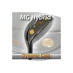 在庫品に限り特別価格【カスタムオーダー】 三浦技研 MG Hybrid+Dynamicゴールド 95/105/120