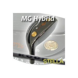 在庫品に限り特別価格【カスタムオーダー】 三浦技研 MG Hybrid+Roddio Stella UT用シャフト