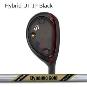【カスタムオーダー】ロッディオ Hybrid Utility IP 黒+DG TourIssue(日本仕様)