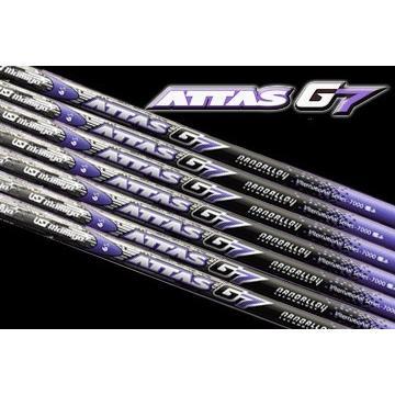 最高の品質の USTマミヤ Attas Attas G7 USTマミヤ G7/リシャフト工賃込み, CRYSTAL BALL/クリスタルボール:679fe4d6 --- airmodconsu.dominiotemporario.com