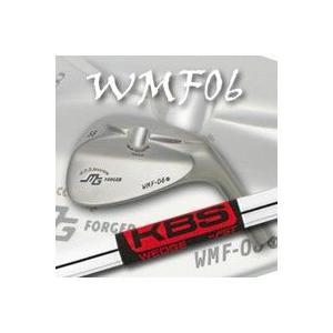 【カスタムオーダー】三浦技研WMF06ウェッジ+KBS Wedge
