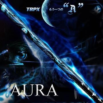 TRPX AURA(アウラ) ウッド用 シャフト/リシャフト工賃込み