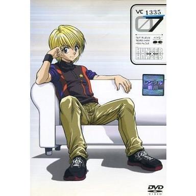【中古品DVD】HUNTER×HUNTER ハンターXハンター VOLUME 07 ※レンタル落ち|onelife-shop
