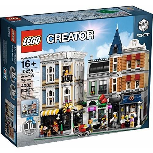 レゴ LEGO レゴ クリエイター エキスパート CREATOR EXPERT アセンブリー スクエア Assembly Square 10255 送料無料 プレゼント