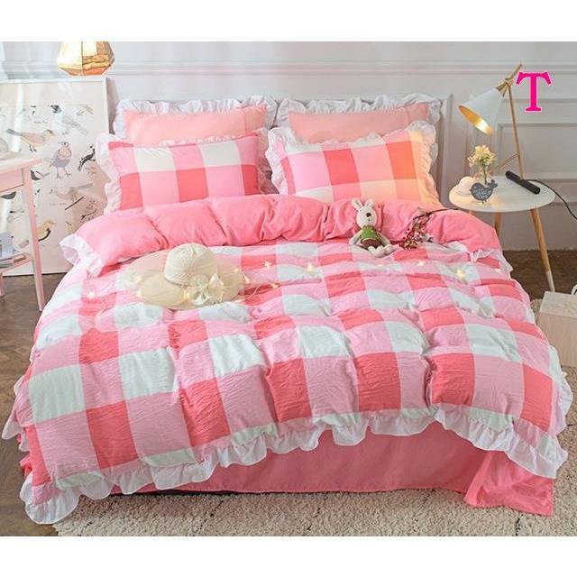 布団カバー 3点セット シングル 綿100% 寝具セット シーツカバー 枕カバー 夏掛け 洗える 軽量 柔らかい 涼感 北欧風 サマー 1.5M 1.8M 2M 4点セット|onep-no-machi|20