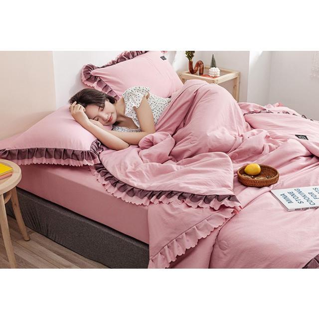布団 掛け布団 夏用 ふとん 寝具 シーツカバー 枕カバー はだがけ 夏掛け 肌がけ 洗える 抗菌 防臭 軽量 北欧風 涼感 サマー かわいい グレー イエロー onep-no-machi 11