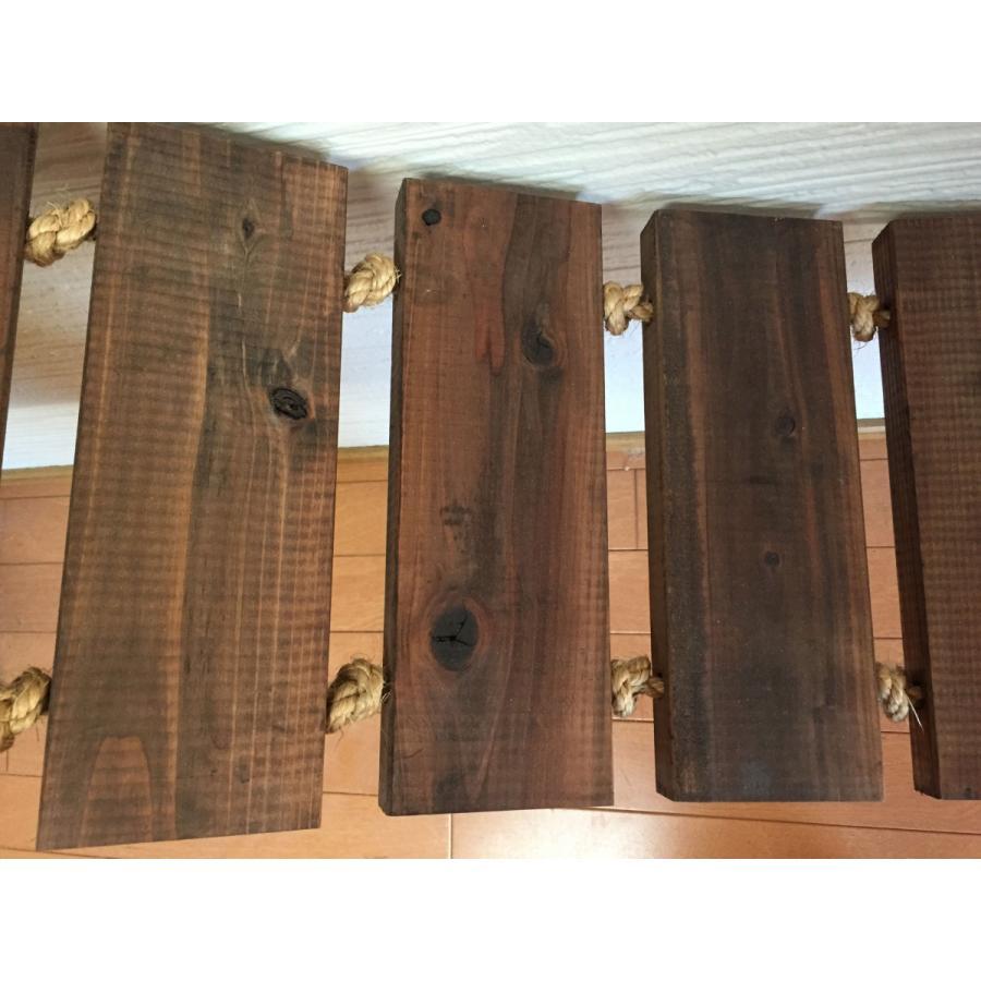 木製 ネコ用 吊り橋 キャットウォーク|oneplus|05