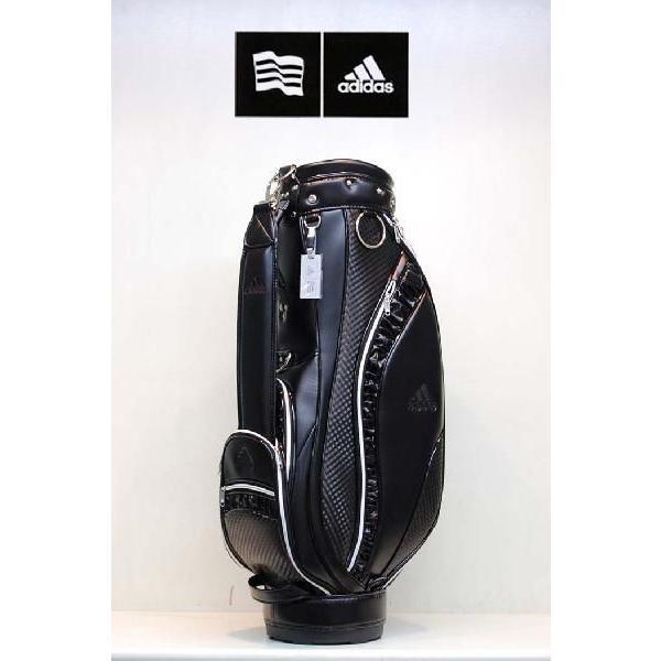 【アウトレット】アディダス【adidas】ウィメンズ10FW Gather キャディバッグ JM141 カラー:ブラック (BK N50900 )