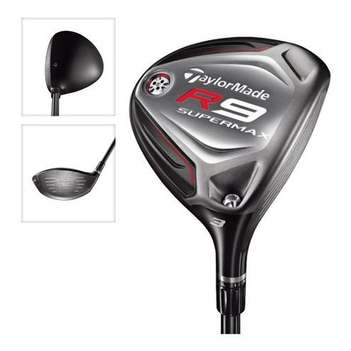 【正規通販】 ゴルフ用品 50 テーラーメイドR9 SUPERMAX フェアウェイウッド #3 [Motore SUPERMAX SUPERMAX 50 フレックス:S フレックス:S ロフト:15], ニシメマチ:3fc227cc --- airmodconsu.dominiotemporario.com