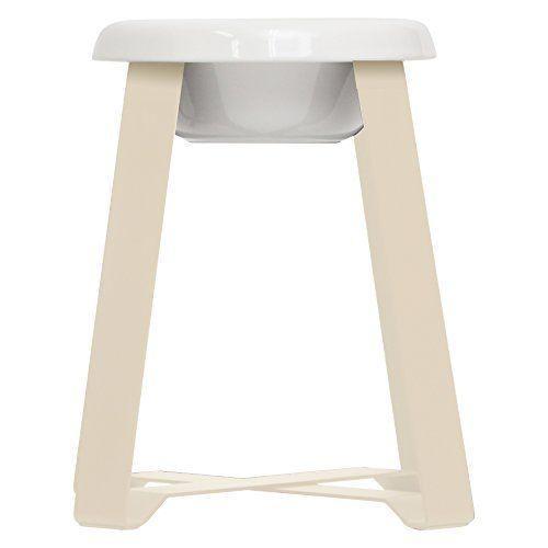 pecolo(ペコロ) Food Stand(LLtall) 陶器深型 アイボリー LLtall