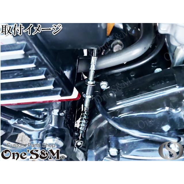 ワンズ製 オリジナル Xクラッチワイヤー2 ones-parts-shop 09