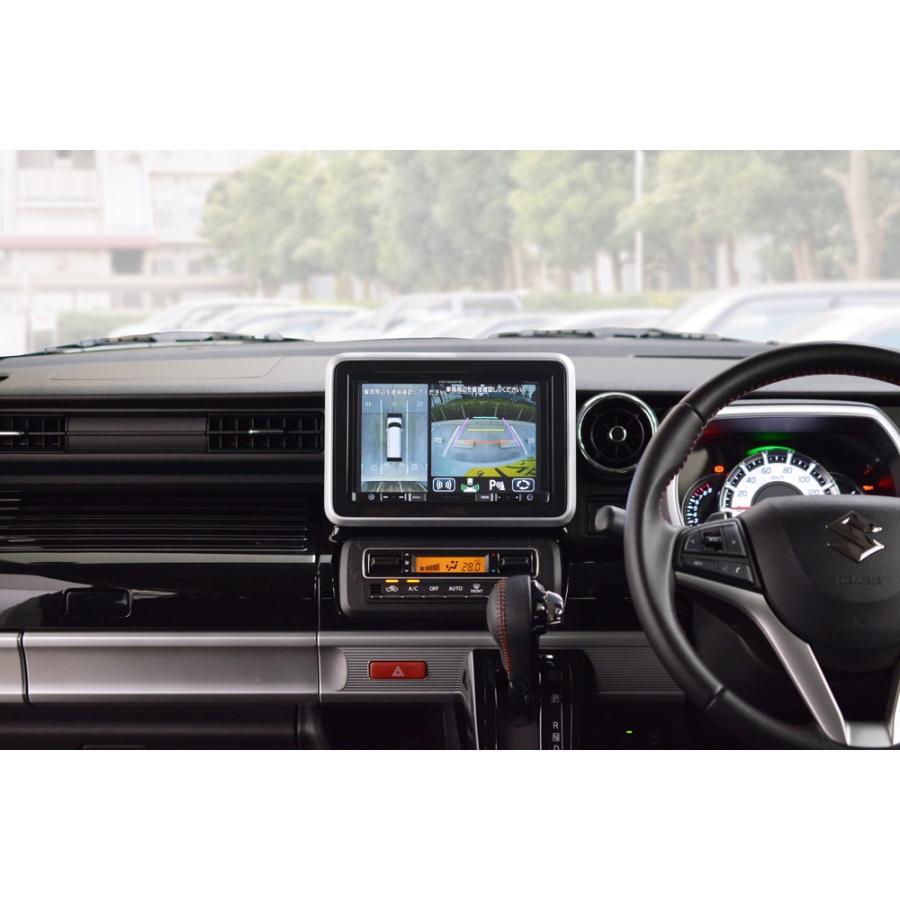 スズキ車用 全方位モニター変換アダプター(純正全方位モニター付車用)TPS060BA ワントップ/OneTop onetop-onlineshop 02