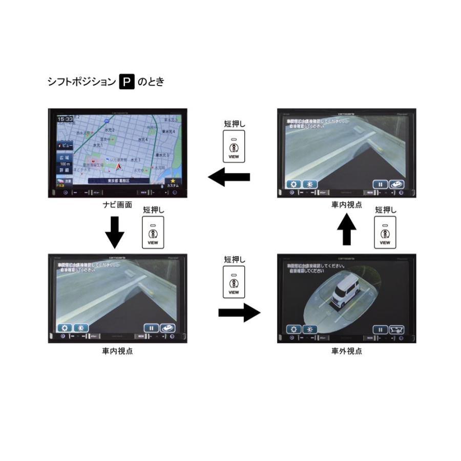 スズキ車用 全方位モニター変換アダプター(純正全方位モニター付車用)TPS060BA ワントップ/OneTop onetop-onlineshop 04