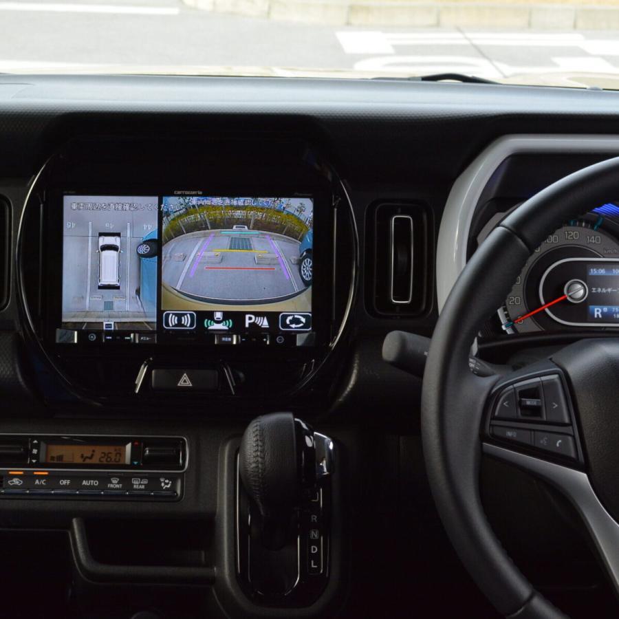 スズキ車用全方位モニター変換アダプター TPS075BA ワントップ/OneTop onetop-onlineshop 02