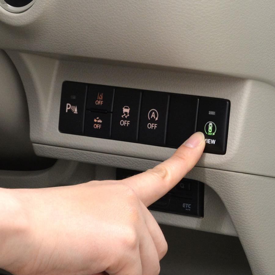 スズキ車用全方位モニター変換アダプター(3Dビュー機能なし車)TPS087BA |ラパン/イグニス/ソリオ/スイフト等 ワントップ/OneTop|onetop-onlineshop|03