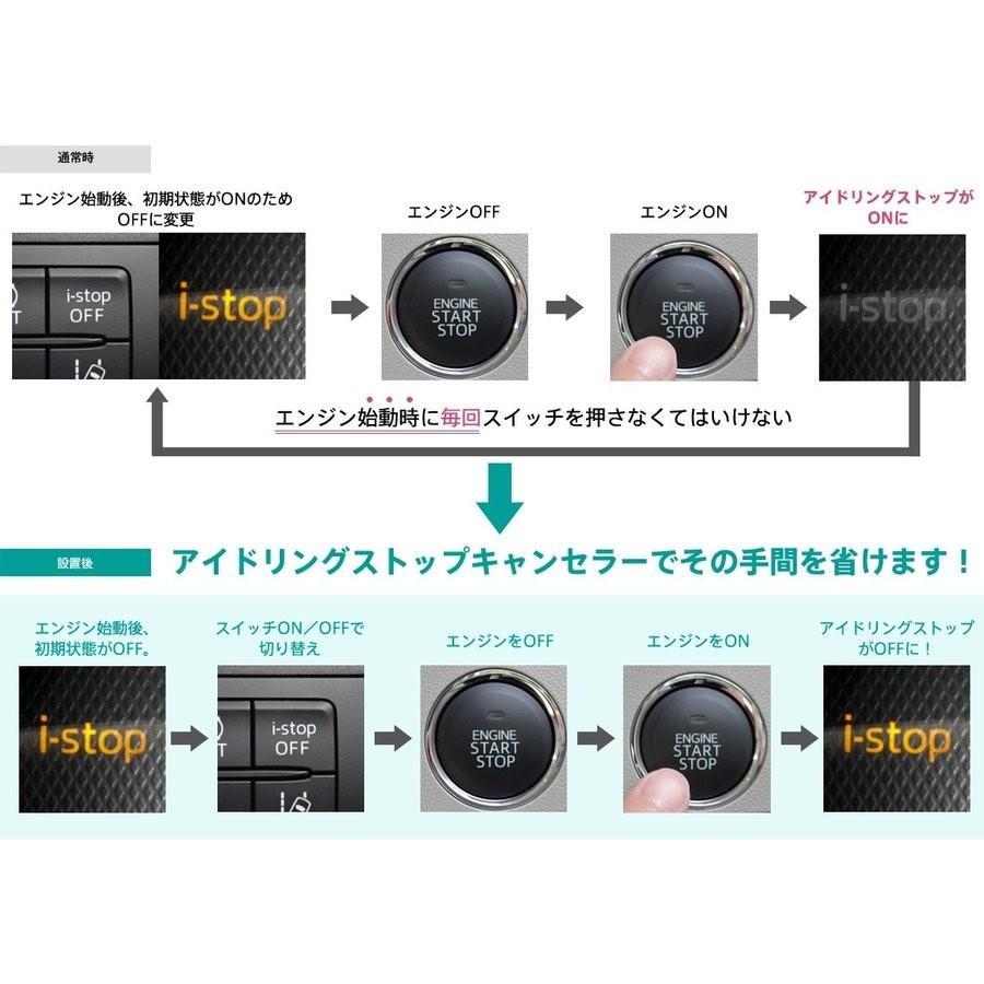 マツダ車用 (MC前) アイドリングストップキャンセラー TPT035AS ワントップ/OneTop onetop-onlineshop 02