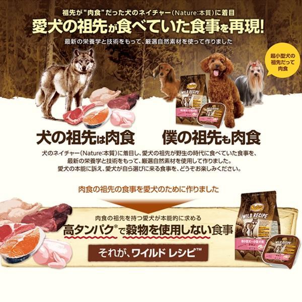 ニュートロ ワイルドレシピ ウェットフード 成犬用 ターキー&ラム 100g(6個入り)【正規品】 onlineshop 02
