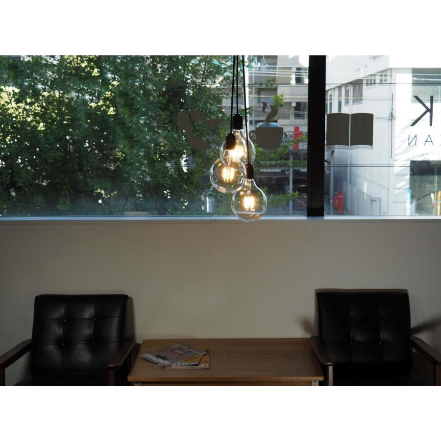 ペンダントライト 3灯 照明 間接 シーリング ダイニング リビング 玄関 おしゃれ LED カフェ インダストリアル ブルックリン 人気 ブランブラン [フレアー] BLN2|only1-led|03