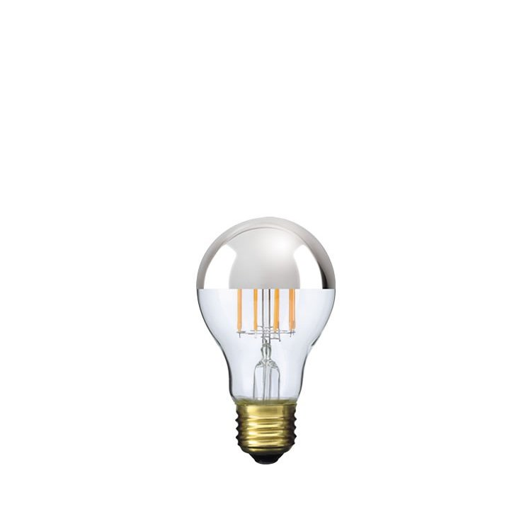 【フィラメントLED電球「Siphon」ザ・バルブ LDF38】E26 Silver mirror  Tミラー レトロ アンティーク インダストリアル ブルックリン  間接照明 ランプ|only1-led|02