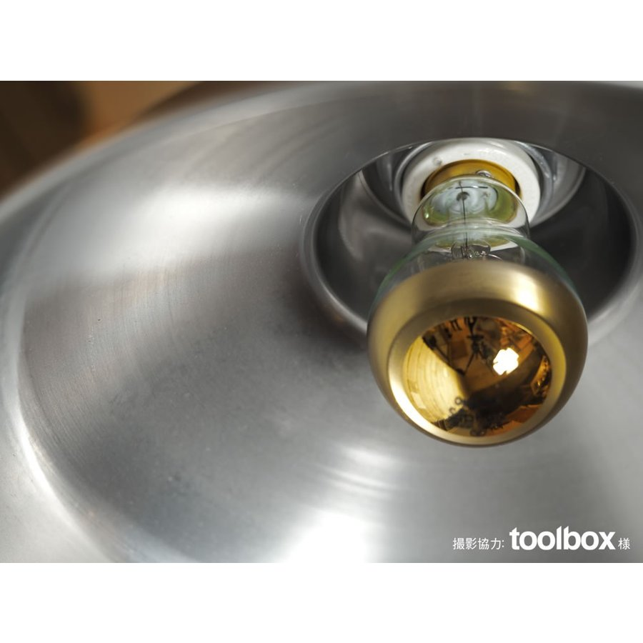 【フィラメントLED電球「Siphon」ザ・バルブ LDF39】E26 Gold mirror 暖系電球色 Tミラー レトロ アンティーク インダストリアル ブルックリン  間接照明 ランプ|only1-led|03