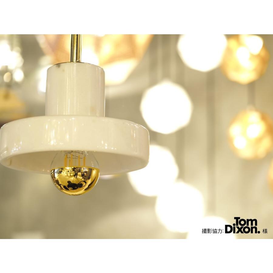 【フィラメントLED電球「Siphon」ザ・バルブ LDF41】E26 Gold mirror 電球色 Tミラー レトロ アンティーク インダストリアル ブルックリン  間接照明 ランプ|only1-led|05