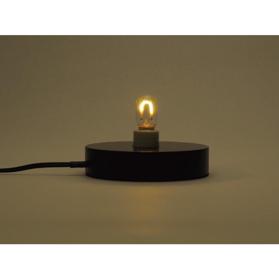 3年保証 国際対応型ナツメLED電球  E17 AC100~240Vまで可  70lm 電球色 間接照明 ブルックリン ヴィンテージ レトロ 「Siphon Universa」|only1-led|02