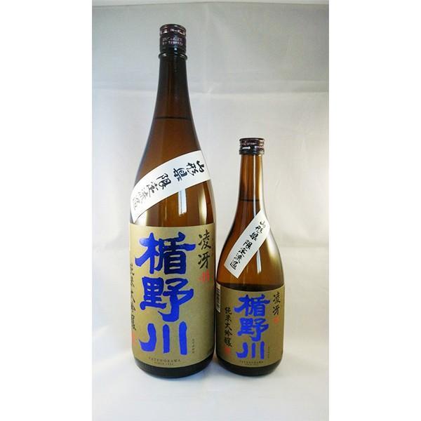 楯野川 純米大吟醸 凌冴+15 720ml  山形県限定|onochou|03