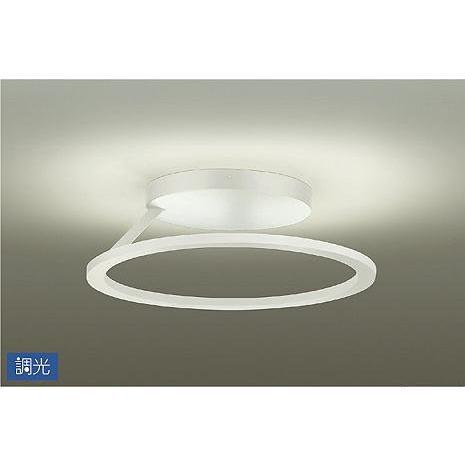 シーリングライト 〜10畳 電球色 調光 LED交換不可 DAIKO DCL-40641 Y (DCL40641Y) 大光